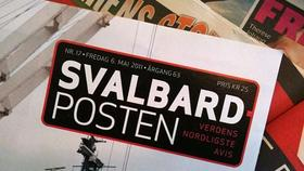 Svalbard newspaper in Russian language